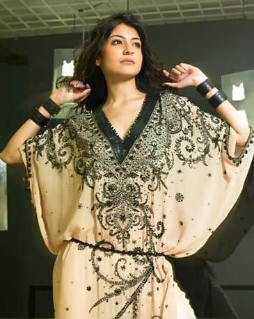 Anushka Sharma poses for the camera