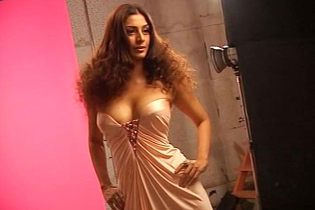Pics: Tabu posing for Vogue!
