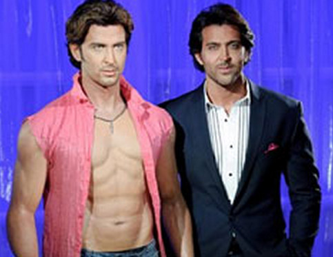 Image result for hrithik roshan madame tussauds london