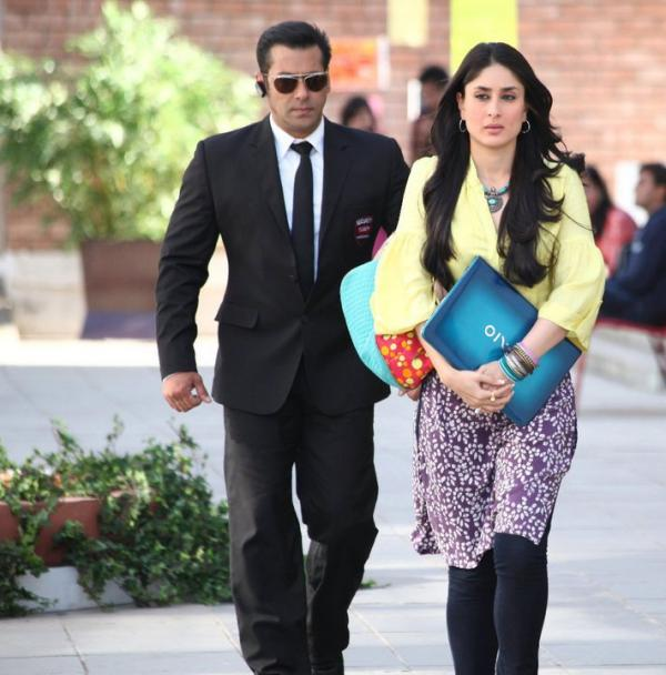 Bodyguard Picture Salman Khan and Kareena Kapoor