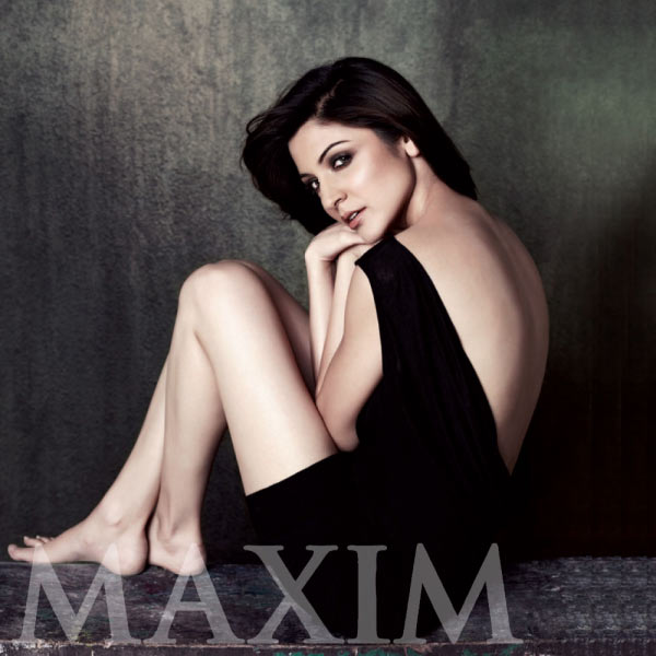 Maxim Cover: Anushka Sharma