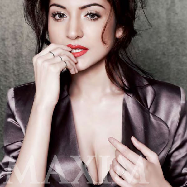Hot Pics: Anushka Sharma on Maxim
