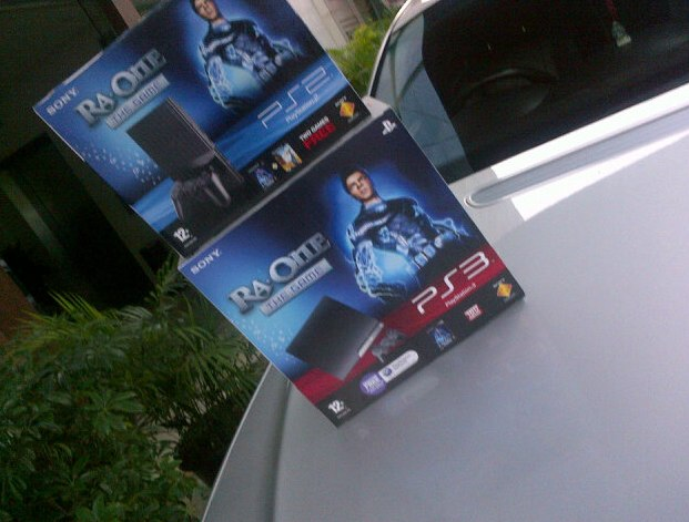 ra one spiel ps3