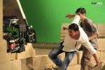 Akshay Kumar on the sets of Sure Deodorant New Ad