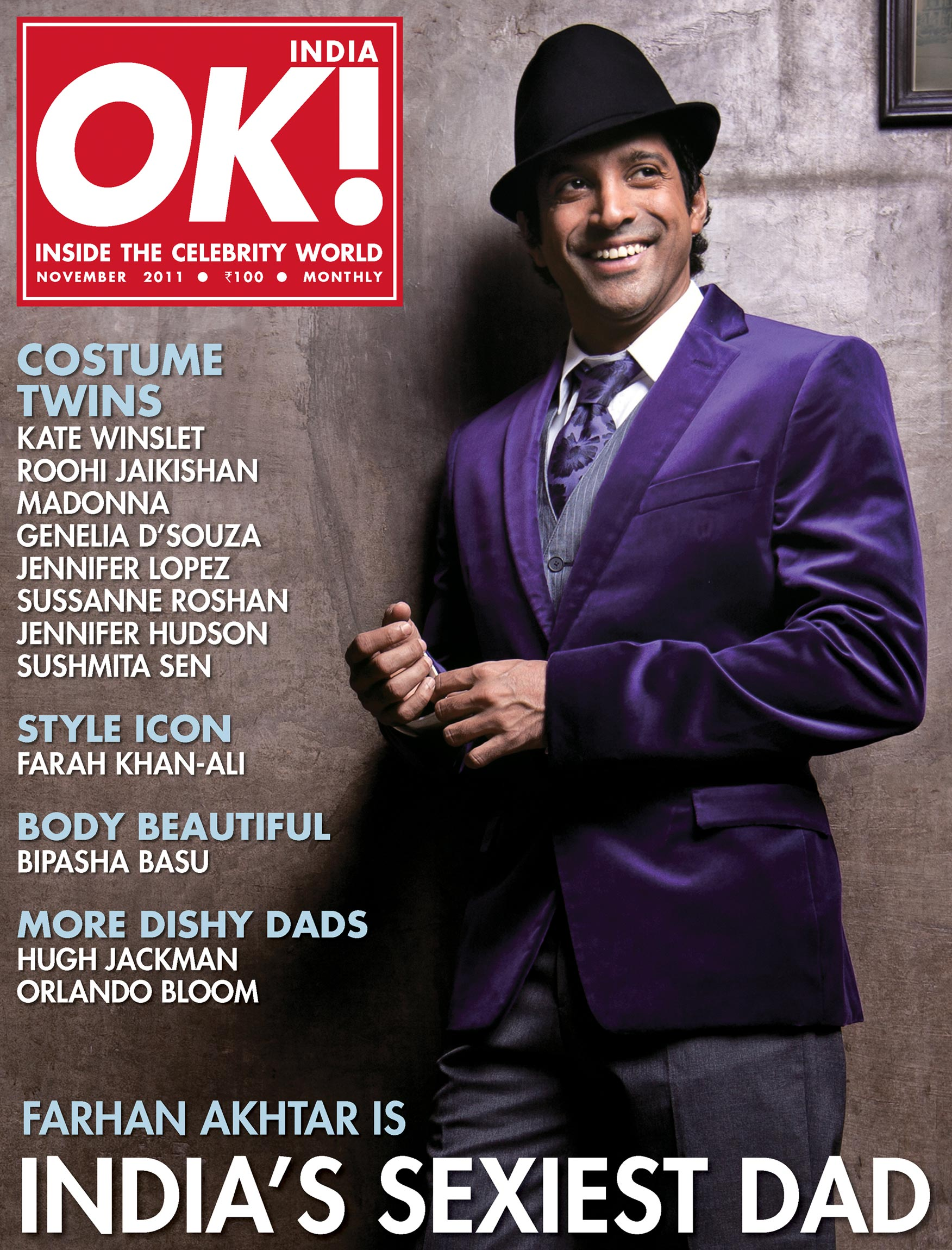 Image result for FarhanAkhtar OK magazine