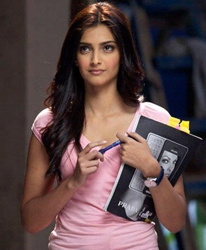 Sonam Kapoor before and after!