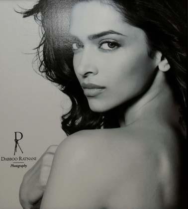 Deepika Padukone in Dabboo Ratnani's Calendar 2012