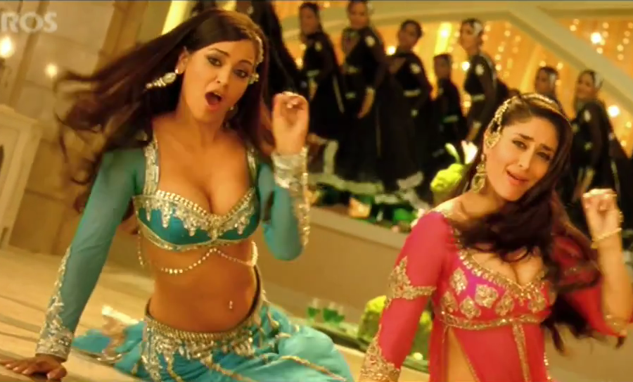 Dil Mera Muft Ka mujra song - Maryam and Kareena from Agent Vinod