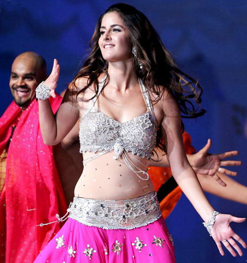 Katrina Kaif's stage performance