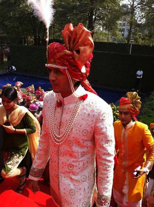 Ritesh Deshmukh wedding