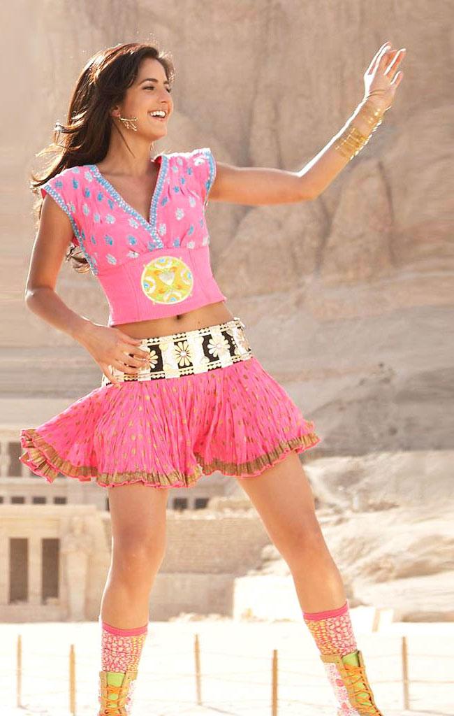 Katrina Kaif in pink