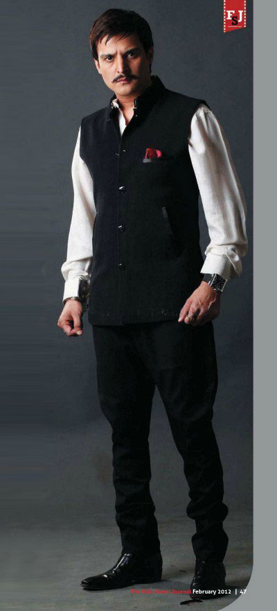 Jimmy Shergill on The Film Street Journal Picture - February 2012