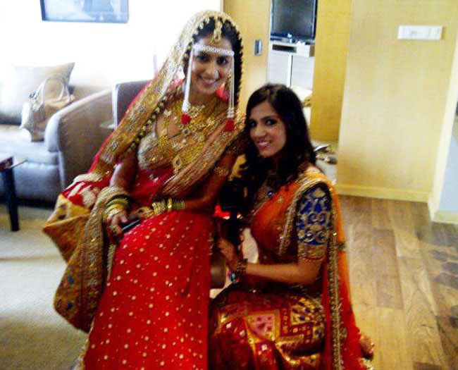 Ritesh And Genelia Wedding Photos