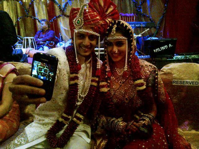 Ritesh Deshmukh weds Genelia D'Souza