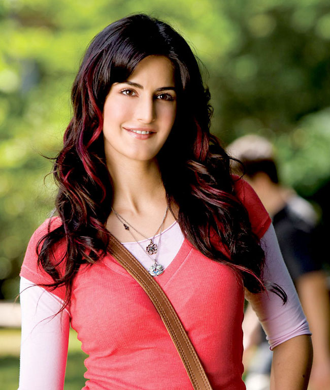 Katrina Kaif in movie New York