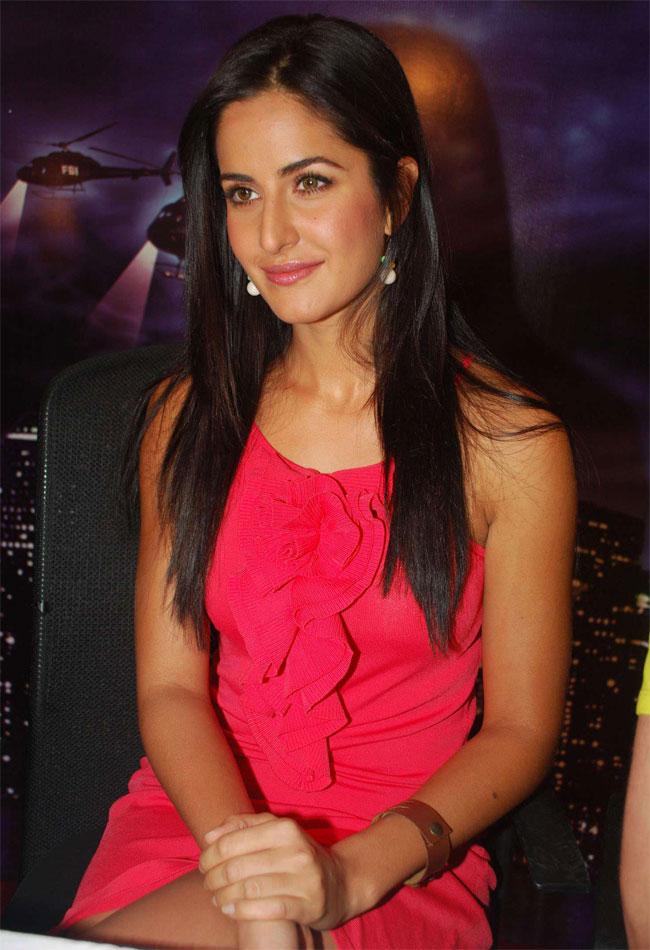 Katrina Kaif promoes Ajab Prem Ki Ghazab Kahani