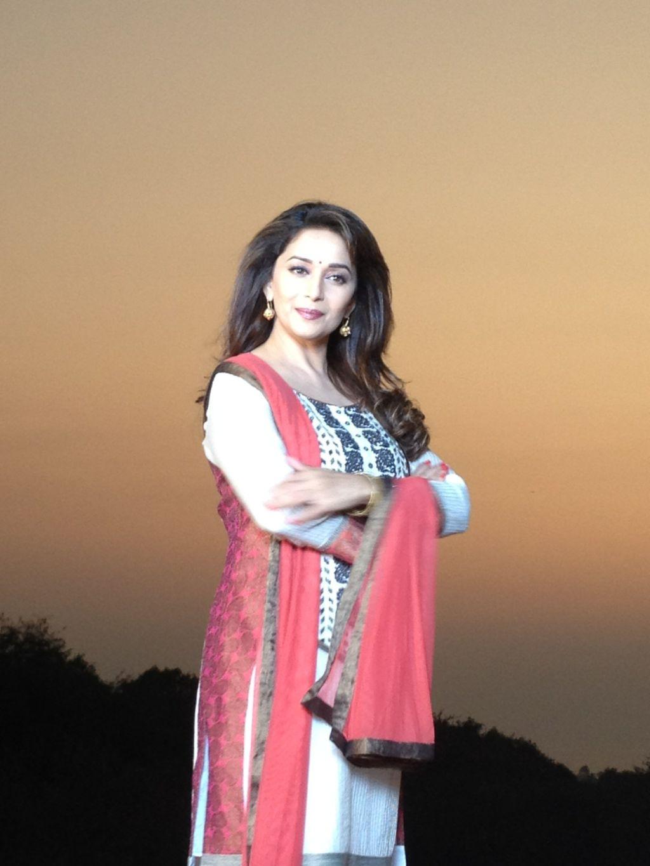 Madhuri Dixit - Life OK Photoshoot
