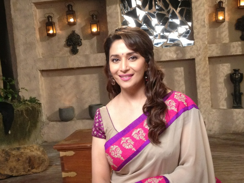 Madhuri Dixit in Life OK Photo shoot