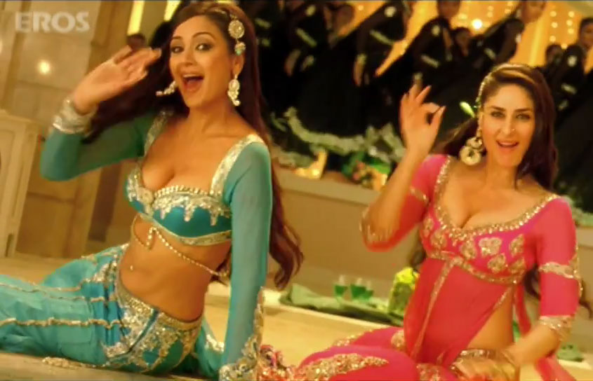 Dil Mera Muft Ka mujra song - Maryam Zakaria and Kareena Kapoor