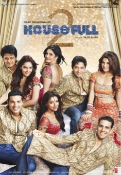 housefull 2 posters