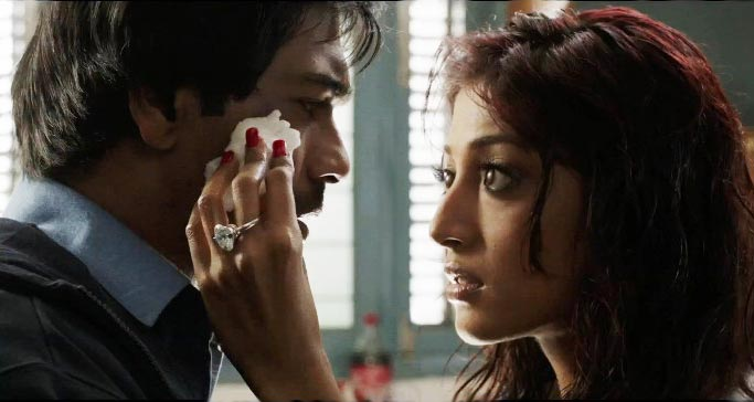 Nikhil Dwivedi and Paoli Dam in Hate Story