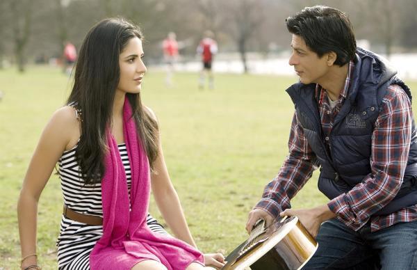 Shahrukh Khan and Katrina Kaif in Yash Chopra's New Movie