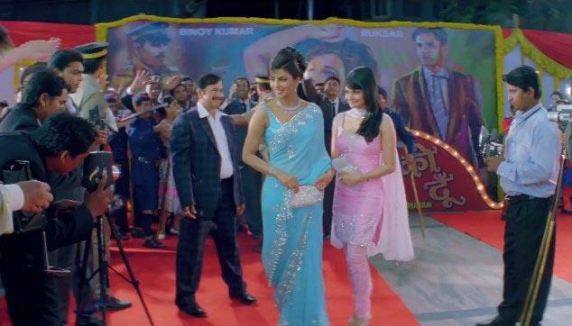 Priyanka Chopra, Prachi Desai in Teri Meri Kahaani