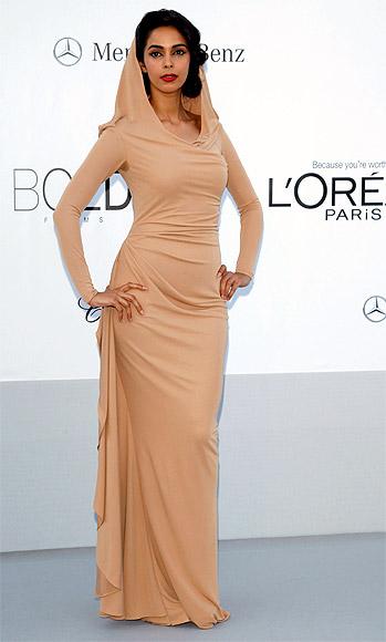 Mallika Sherawat at Cannes 2012