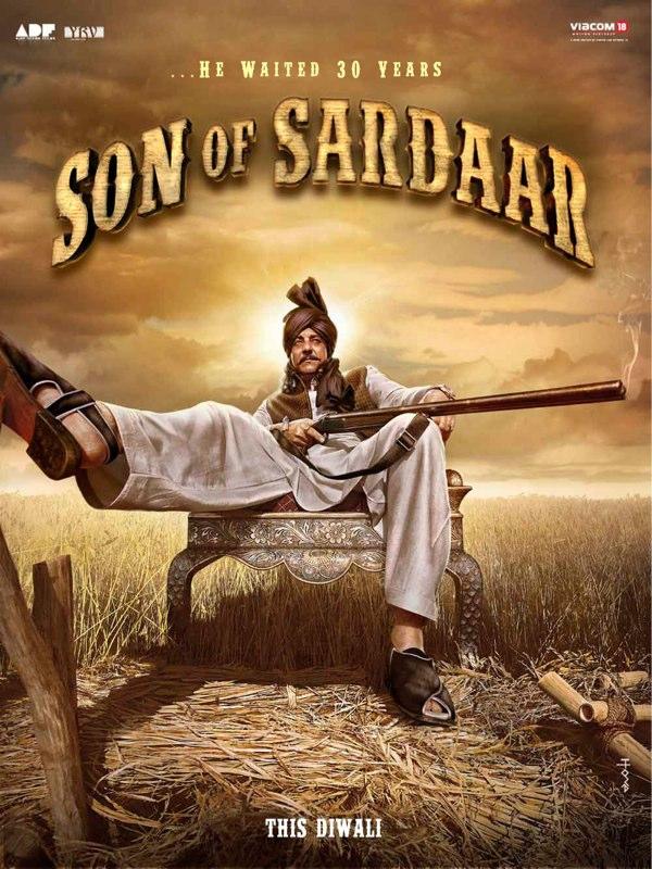 Son of Sardar Sanjay Dutt Poster