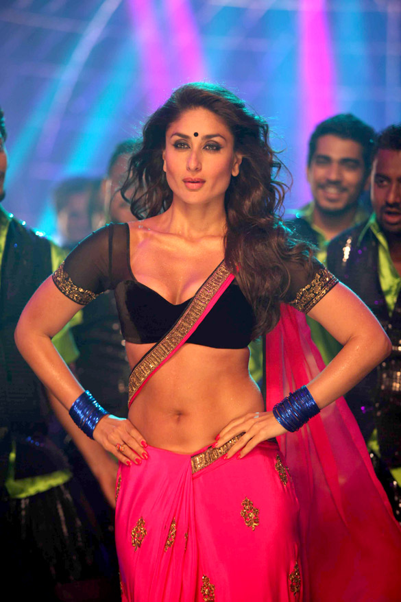 Kareena Kapoor's Halkat Jawani item song still