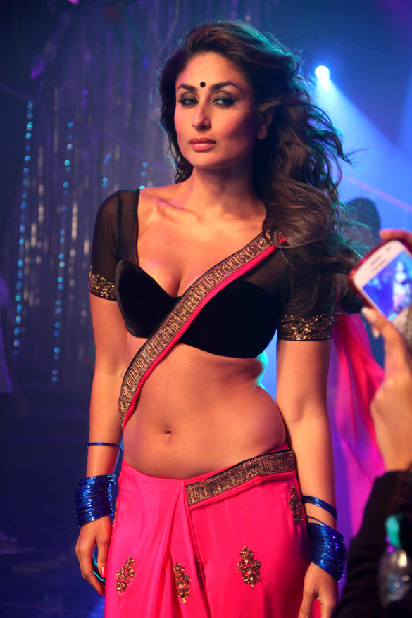 Kareena Kapoor picture from Halkat Jawani item song