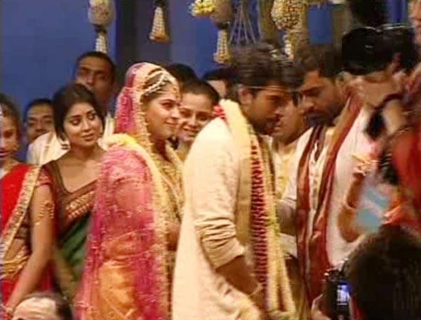 Ram Charan, Upasana Wedding eremony