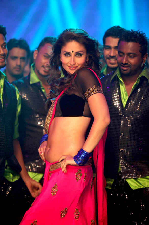 Kareena Kapoor's item song Halkat Jawani from Heroine