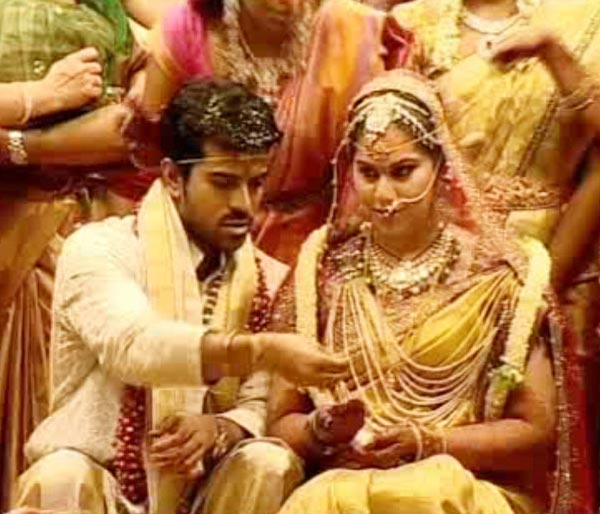 Ram Charan, Upasana Kamineni Wedding
