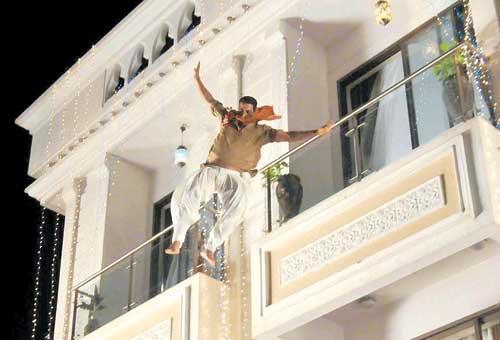 Akshay Kumar's stunt from Khiladi 786
