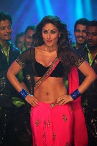 Kareena Kapoor's Halkat Jawani Look