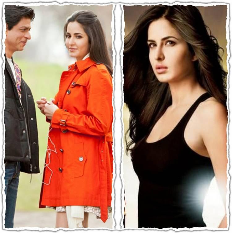 Katrina in SRK film or Ek Tha Tiger