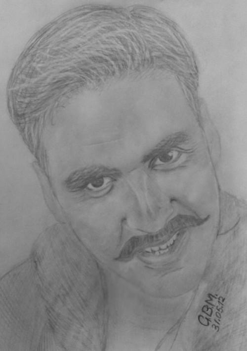 Rowdy Rathore Sketch