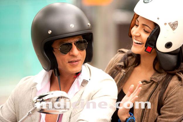 SRK Anushka Sharma
