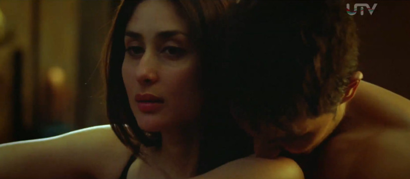 Kareena Kapoor with Randeep Hooda - Heroine