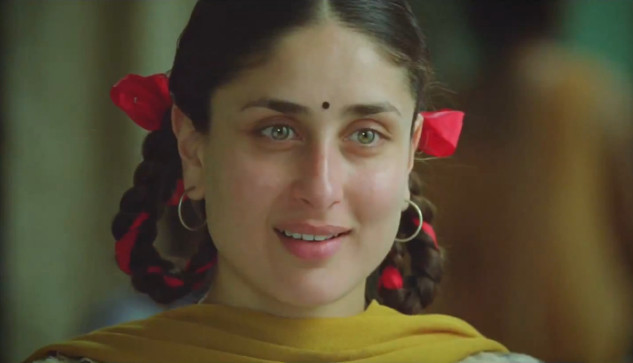 Kareena Kapoor's Desi look in Heroine