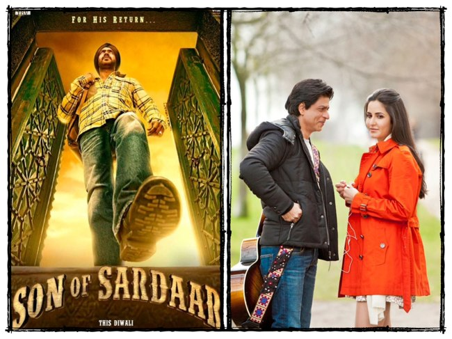 Son of Sardar vs SRK Yash Chopra