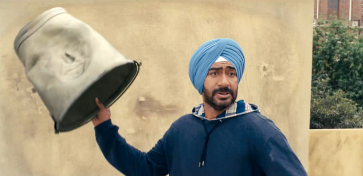 Ajay Devgn - Son Of Sardar