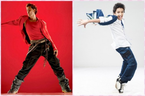 Want to be like Hrithik Roshan' - Dance India Dance winner