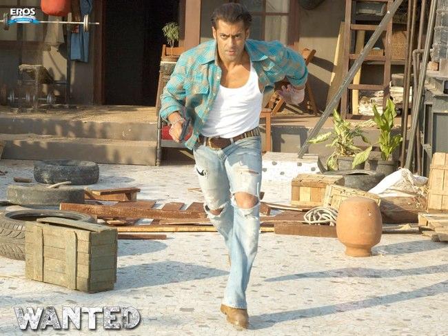 Wanted Salman Khan