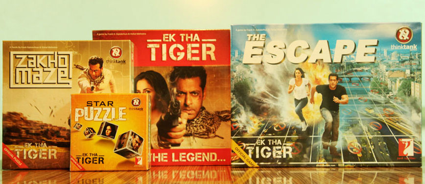 Ek Tha Tiger Games