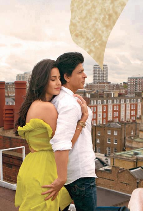 Shahrukh Khan, Katrina Kaif - Jab Tak Hai Jaan