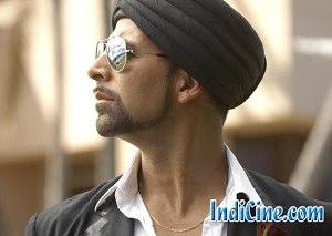 Akshay Kumar Sardar in Singh Is King
