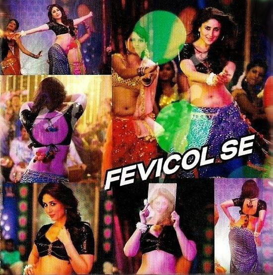 Kareena Kapoor in Fevicol from Dabangg 2