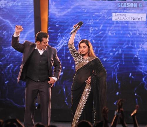 Salman Khan - Rani Mukherjee